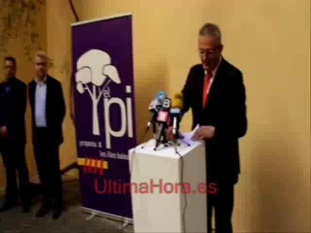 Font y Melià dan a conocer el nuevo partido autonomista: Proposta per les Illes