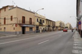 Cort construirá un nuevo carril bici en la calle Aragón que suprimirá 129 plazas de aparcamiento