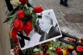 Polonia llora al presidente Lech Kaczynski, muerto en un accidente aéreo