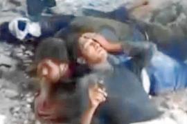 Un vídeo muestra la ejecución de soldados sirios por parte de los rebeldes