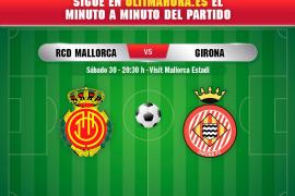 DIRECTO | Real Mallorca-Girona