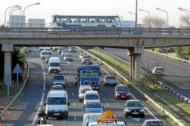 La medianoche de este domingo entra en vigor la limitación a 80 Km/h en toda la vía de cintura