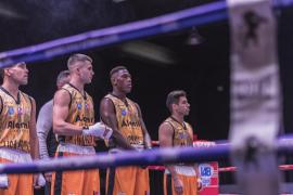 El regreso de Sissokho dispara a los Mallorca Lions en la Liga Alannia de boxeo