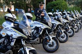 La Policía Local desmonta piezas de sus motos oficiales para poder pasar la ITV