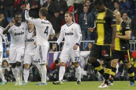 El Real Madrid golea con la mente en el Borussia