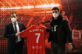 El Mallorca incorpora a Álvaro Giménez