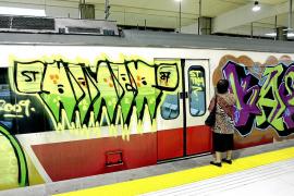El vandalismo genera un gasto de 230.000 euros en reparación de trenes y estaciones