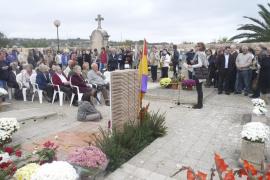 Memòria de Mallorca pide que el alcalde Joan Mas i Verd sea nombrado hijo ilustre