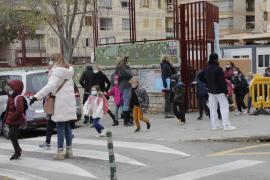 Las cifras de la COVID en los colegios de Baleares