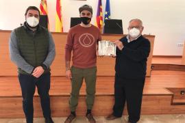 Sant Joan homenajea al deportista local Mariano Marí