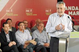 Griñán: «No iré a unas primarias para ser candidato del PSOE en Madrid»