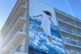 Mallorca, un lienzo al aire libre