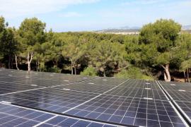 Baleares registró el domingo su punta de generación eléctrica renovable: 13 %