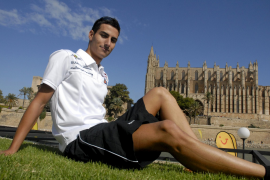 Mario Mola se adjudica  la prueba de la Copa de Europa en Quarteira