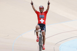 Fabian Cancellara se exhibe  de nuevo para llevarse la París-Roubaix