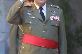 Muere con COVID el excomandante general de Baleares Luis Peláez-Campomanes