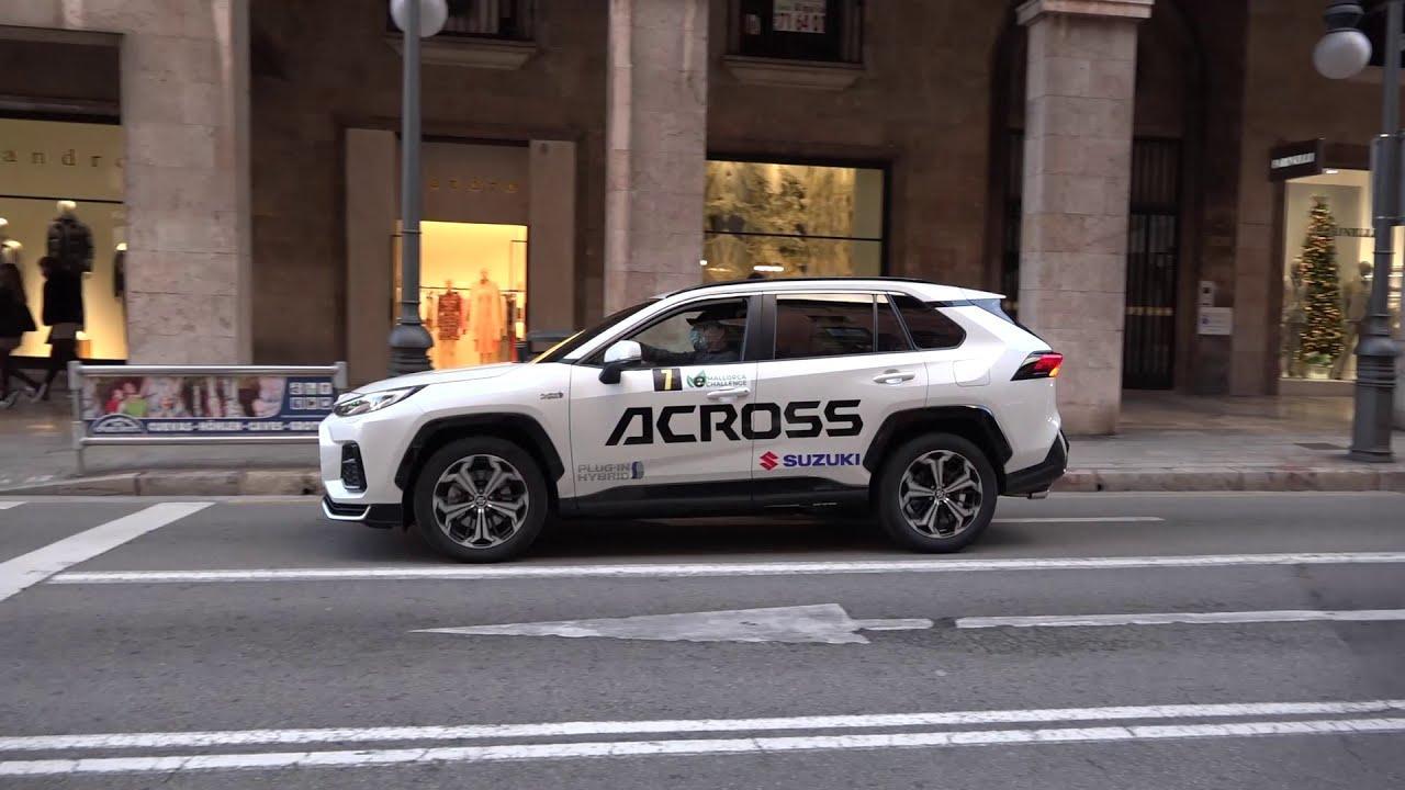 Gran embajador de Suzuki en la eMallorca Challenge