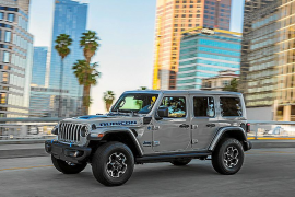 Llega el nuevo Jeep Wrangler 4xe Firts Edition
