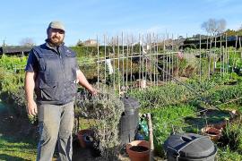 Miquel Picó: «El Serral de Inca es un lugar social, educativo y de conservación»