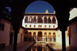 La Alhambra en el Pueblo Español de Palma