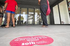 Baleares inicia el año con 4.318 personas más en ERTE