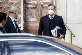 Draghi recibe el encargo de formar un Gobierno tecnócrata en Italia