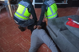 Siete detenidos por obligar a menores a ejercer la prostitución en Menorca