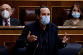 El Supremo archiva la querella de Villarejo contra Iglesias por el caso 'Dina'