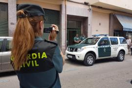 Policías y guardias civiles se vacunarán tras los sanitarios