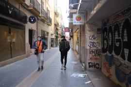 Casos diarios de COVID por municipios de Mallorca