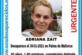 Buscan a una mujer de 30 años desaparecida en Palma
