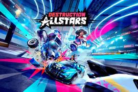 Destruction AllStars, el exclusivo juego de PS5 que derrapa