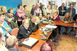 Los jubilados del IB-Salut esperan que el Govern reconozca sus complementos
