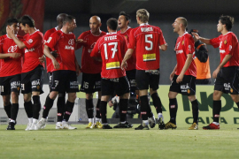 El Mallorca mantiene el pulso de la Champions