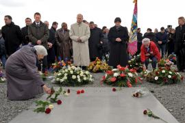 Semprún vuelve libre a Buchenwald