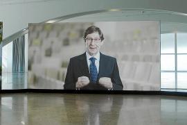José Ignacio Goirigolzarri, presidente de Bankia: «El sector agro ha resistido ante la caída económica»
