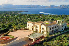 El príncipe de Benín, Randy Koussou, quiere adquirir una espectacular mansión en Alcúdia