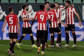 El Athletic, a semifinales tras imponerse al Betis en la tanda de penaltis