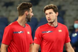 España cae frente a Grecia en el ATP Cup