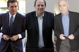 El juez del 'caso Over' imputa a Jaume Matas, José Mª Rodríguez y Fernando Areal