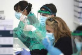 Detectado en Madrid el primer caso de la variante brasileña de la COVID