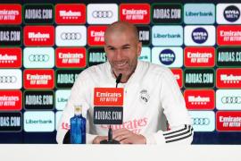 Zidane se enfada: «Espero un poco de respeto»