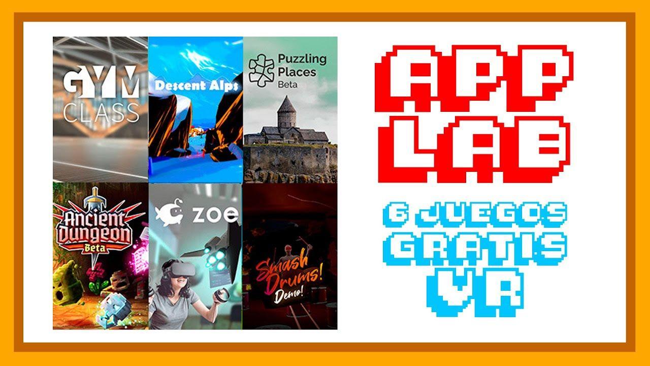 App Lab, los juegos gratis y demos llegan a Quest