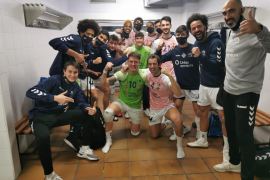 El Urbia U Energia Voley Palma jugará la final de la Copa del Rey