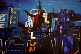 The Weeknd brilla en el espectáculo más atípico de la historia del Super Bowl
