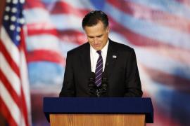 Mitt Romney admite su derrota