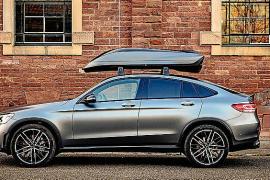 Mercedes-AMG lanza un cofre portaequipajes específico