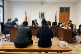 Dos años de cárcel para una pareja por vender droga en una casa de Son Gotleu