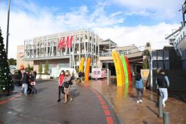 El Govern estudia flexibilizar las restricciones en los centros comerciales de Mallorca esta semana
