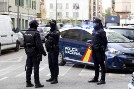 Tres detenidos por abusar sexualmente de una menor fugada en Palma